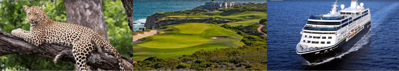 2023 South African Golf Cruise