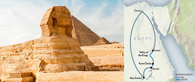 Egypt & the Nile: A Holiday Journey 2021